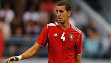 الاصابة قد تبعد المغربي فضال عن مونديال 2018