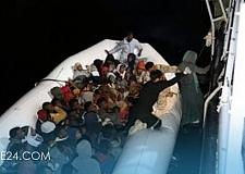 القضاء الايطالي يحجز سفينة لمنظمة غير حكومية اسبانية تقوم بانقاذ مهاجرين