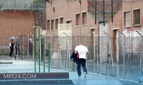 """مغربي مصنف """"خطير"""" يفر من سجن اسباني بطريقة هوليودية"""