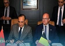 رئيس برلمان والوني بروكسيل يشيد بالجالية المغربية في بلجيكا