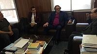 كفاءات مغربية ألمانية في زيارة لمجلس الجالية لدعم المبادرات الطبية في المناطق المغربية