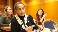 مينة غوش.. طبيبة وفاعلة جمعوية في خدمة المهاجرين الأكثر هشاشة