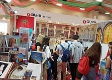 المغرب حاضر بمعرض الكتاب الدولي بايطاليا