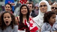 كندا تخطط لاستقبال 300,000 مهاجر على الأقل للسنة المقبلة 2018