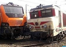 اصطدام قطار لنقل البضائع وسيارة لنقل المستخدمين نتج عنه مقتل 6 اشخاص واصابة 14