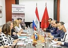 المغرب والبارغواي يتفقان على توسيع مجالات الشراكة الاستراتيجية