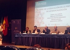 بوصوف يدعو لتعزيز الاعتراف بالثقافة والهوية الأصليتين في المدارس الإسبانية للوقاية من التطرف