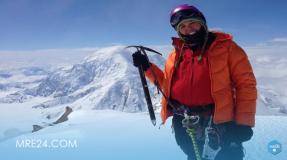 بشرى بيبانو، أول امرأة مغربية تصعد لقمة جبل ايفرست: عندما تتحدى قوة الإرادة والشجاعة المستحيل