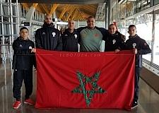 """المغرب يشارك في بطولة العالم لـ""""جوجيتسو"""""""