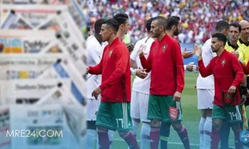 """الصحف البرتغالية : """"المغرب كان الأفضل"""""""