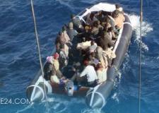إغاثة 71 مهاجرا سريا من إفريقيا جنوب الصحراء عرض سواحل طنجة