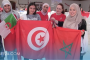 رغم خسارة المنتخب، الجمهور المغربي بفرنسا راضي على أداء الأسود في مقابلته ضد زملاء رونالدو