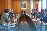 مجلس الجالية المغربية بالخارج يستقبل وفد فرنسي متعدد الديانات