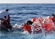 غرق مهاجرتين كانتا تحاولان الوصول الى سبتة