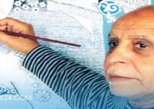 الفنان عزيز سيد يعرض لوحاته في الدار البيضاء تكريما للنساء في عيدهن العالمي