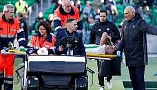 إصابة قوية للمغربي زهير فضال مدافع ريال بيتيس تبعده لـ6 أشهر