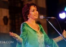 مهرجان (موسم سيتيز) : حضور متميز لكريمة الصقلي في أول حفل لها ببروكسل