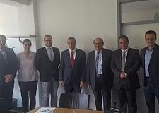 بوصوف وحاجي يجريان لقاءات مكثفة بولاي بافاريا لمناقشة قضايا الهجرة والإسلام في ألمانيا