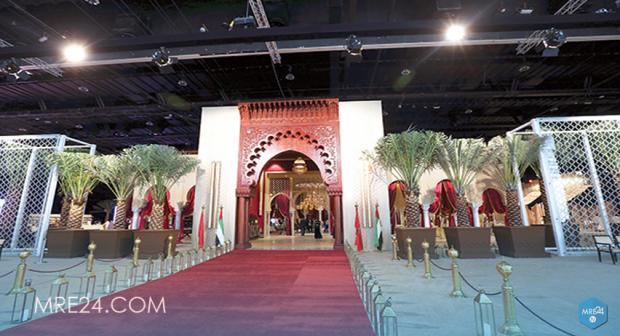 """""""المتحف التراثي المغربي"""" بأبوظبي رحلة عبر التاريخ العريق للمملكة"""