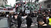 خروج الآلاف بفيينا تضامنا مع أهل حلب