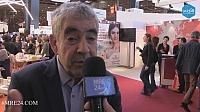 ادريس اليزمي، رئيس المجلس الوطني لحقوق الإنسان  حضورنا كان مفخرة في المعرض الدولي للكتاب بباريس