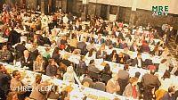 Grand rassemblement  de iftar à l'église St jean baptiste