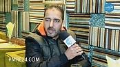 الكوميدي خالد جواج  في حوار مع ميكروفون MRE24
