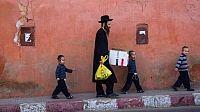 اليهود المغاربة يغادرون بشكل جماعي  إلــى إسرائيــل