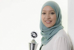 """المغربية نورا العبدوني: """"الأخصائية الاجتماعية  لعام 2015"""" في هولندا"""